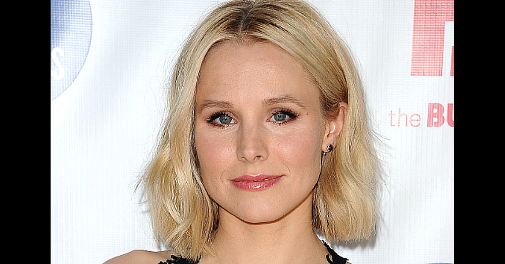 Kristen Bell Makes HUGE Revelation That Shocks Fans…But It's One We All Need To Hear