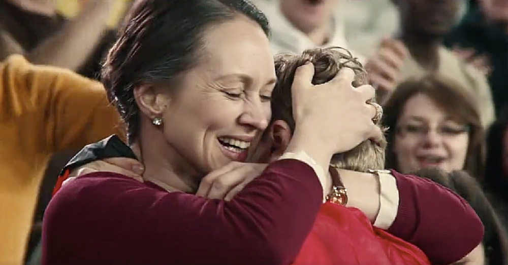 Commercial Reminds Us How Amazing Our Moms Truly Are. As Soon As I Saw It I Had To Call Mine