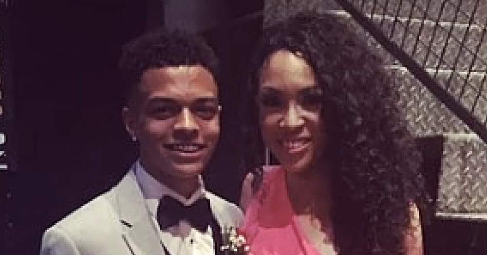 Teen Takes Mom As Prom Date. When I Heard Why I Couldn't Hold Back My Tears