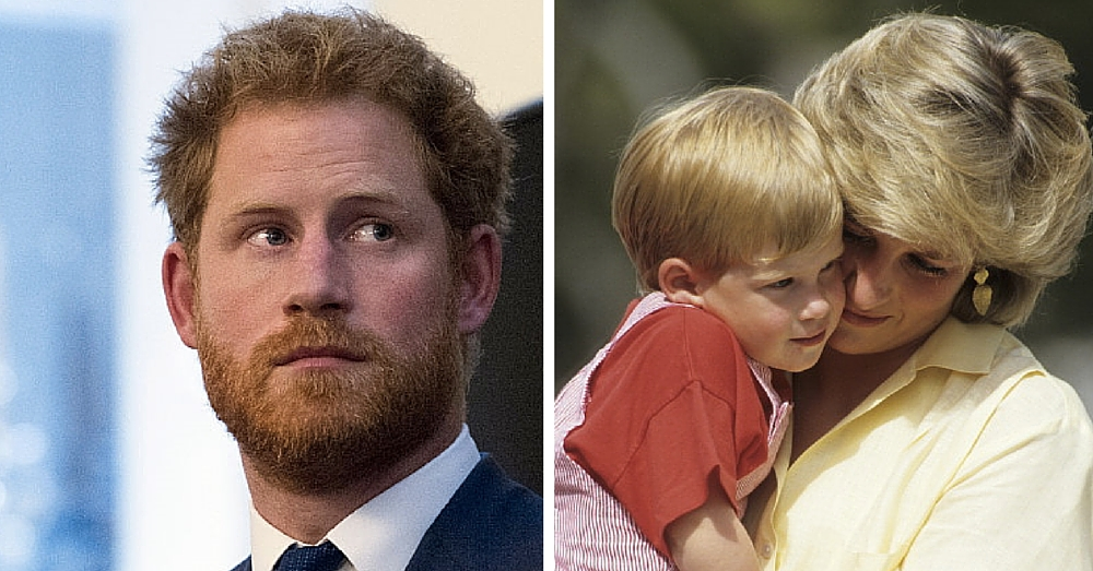 Prince Harry Determined To Carry On Mother's Legacy. What He Just Did Would Make Her Proud