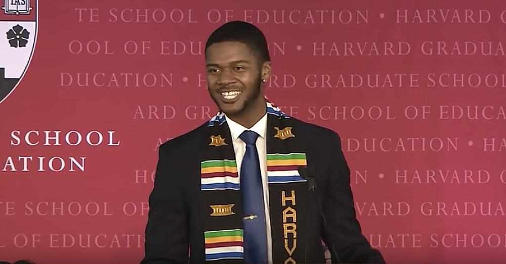 This Harvard Grad Just Gave The 'Most Powerful, Heartfelt' Speech You'll Ever Hear