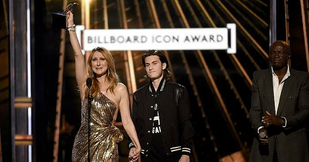 Céline Dion Wows In Emotional Performance At Billboard Music Awards