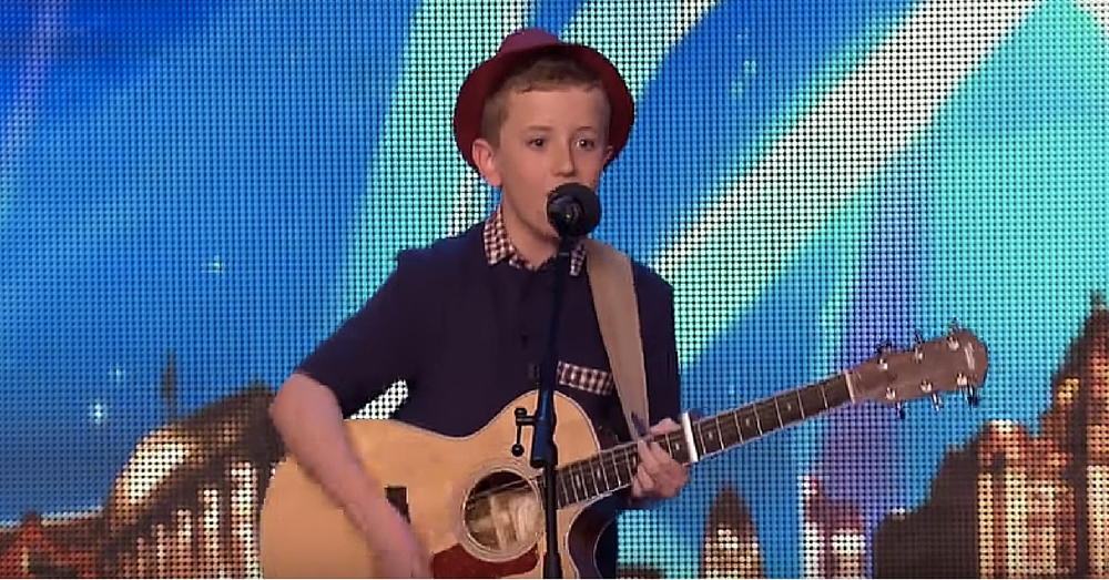 Judges Were Skeptical When He Said He Wrote His Own Song. But When He Opened His Mouth…Wow!