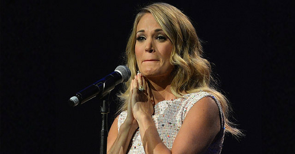 After Days Of Rumors, Carrie Posts Heartbreaking News That Could Change Everything For Christians