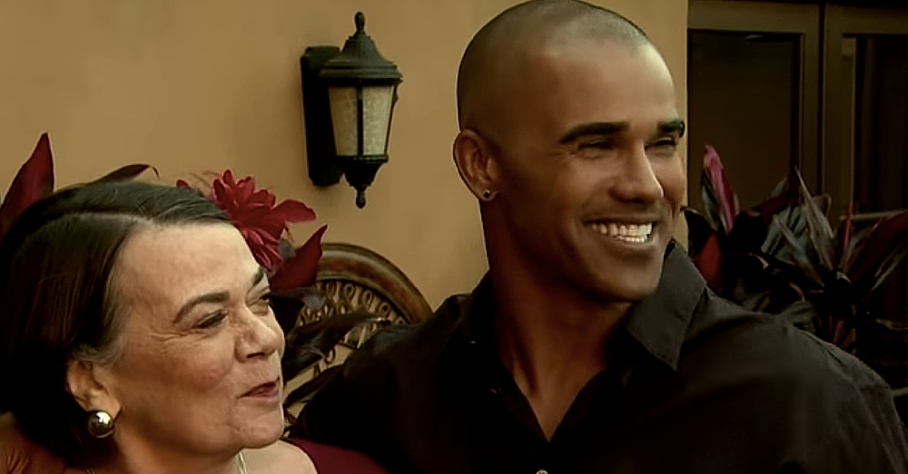 This Actor Does One Thing For His Mom Every Year That Will Melt Your Heart
