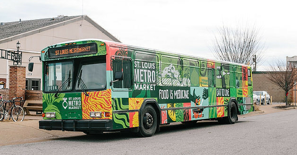 This Grocery Store On Wheels Brings Fresh Food To Low-Income Areas
