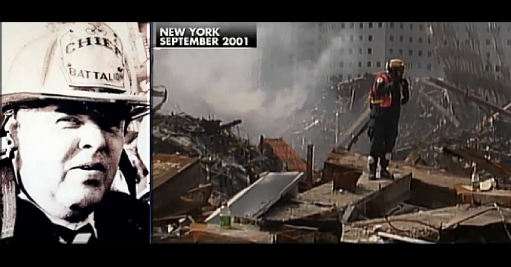 FDNY Chief Who Died Responding To 9/11 Terror Attack Laid To Rest 15 Years Later