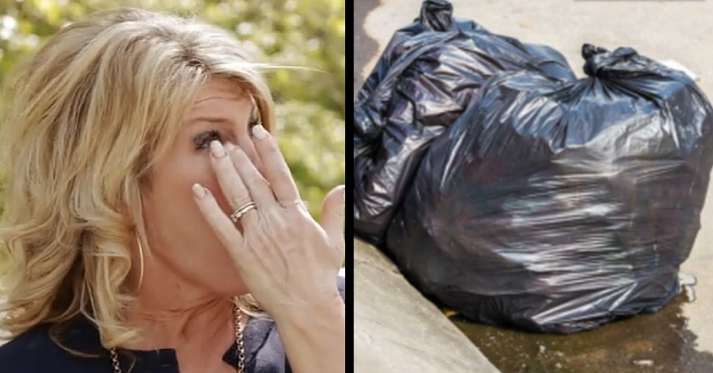 Baby Found Thrown In Trash Can 'Like Garbage.' But Then Woman Makes Selfless Move