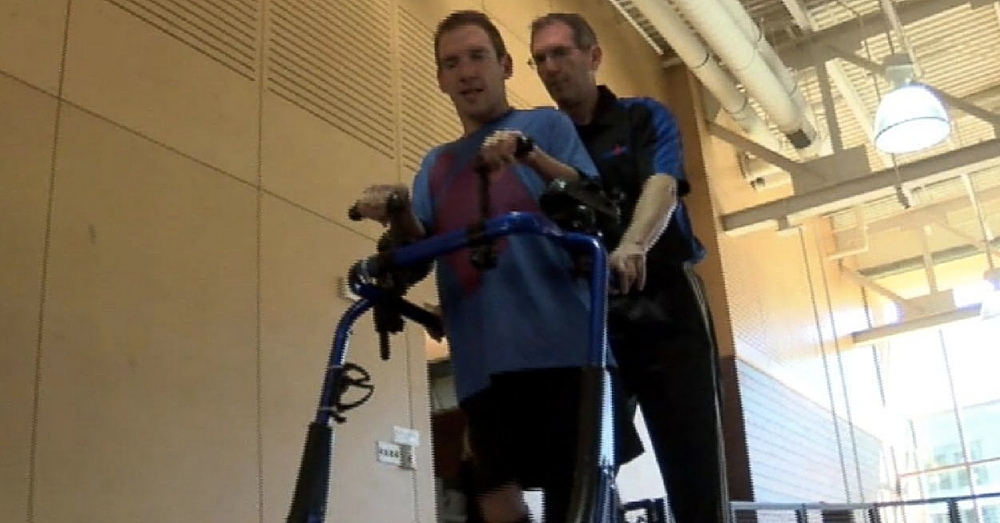 Man With Cerebral Palsy To Compete With His Dad In Ironman World Championships
