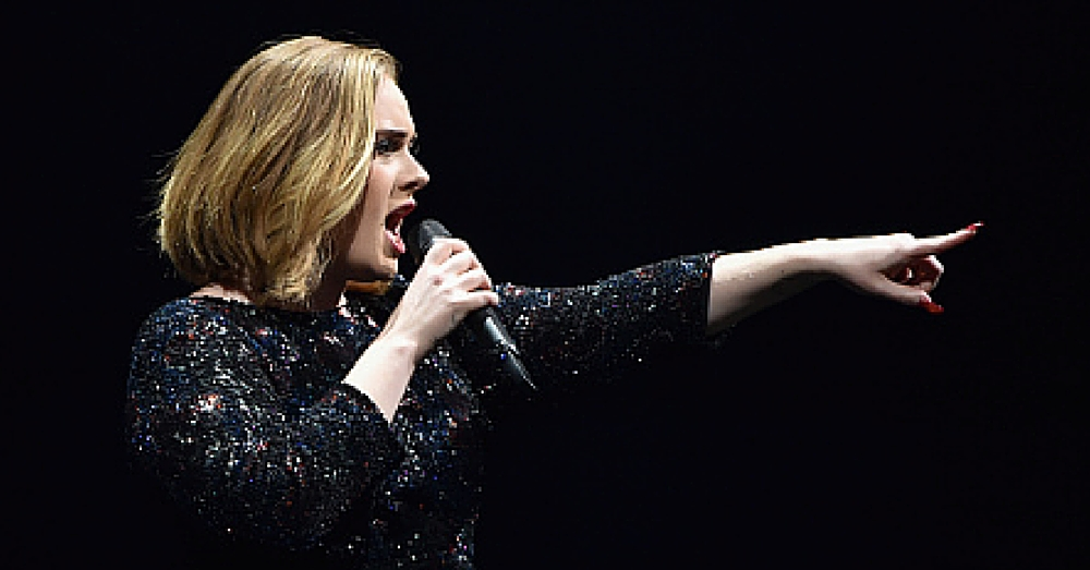 Adele Stops Show To Call Out Unsuspecting Fan For Surprising Reason