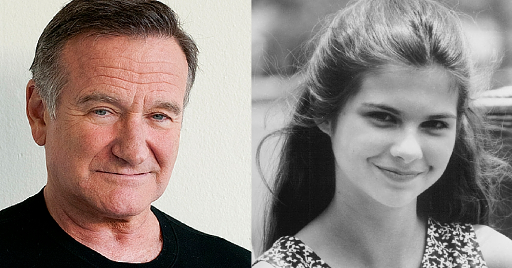 How Robin Williams' Act Of Kindness Changed His Young Co-Star's Life