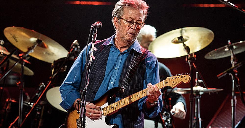 Eric Clapton Reveals Heartbreaking Secret To Fans