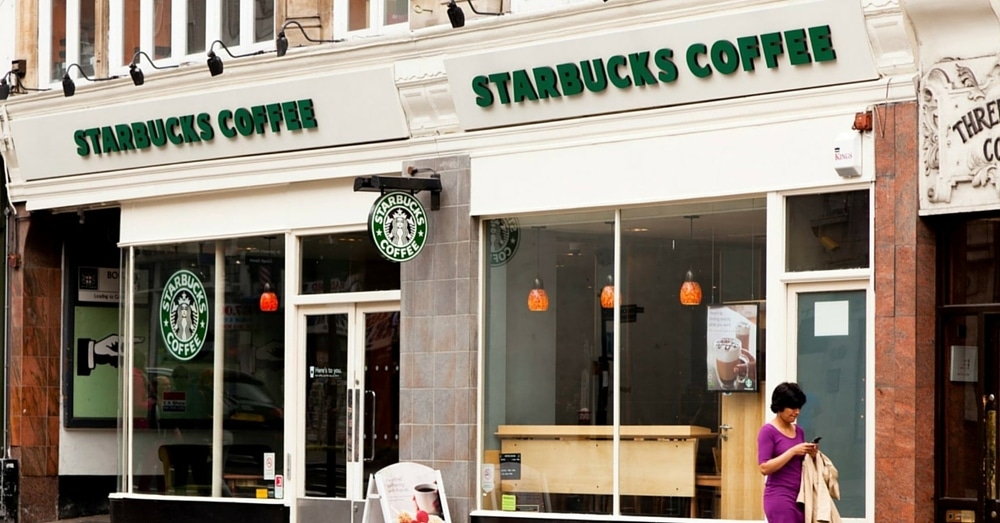Barista Sees Woman Crying In Starbucks. Then She Says 4 Words He Wasn't Prepared For