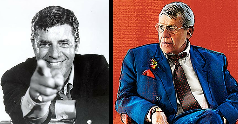 Celebrated Comedian Jerry Lewis Surprises Fans, Comes Out Of Retirement For New Film