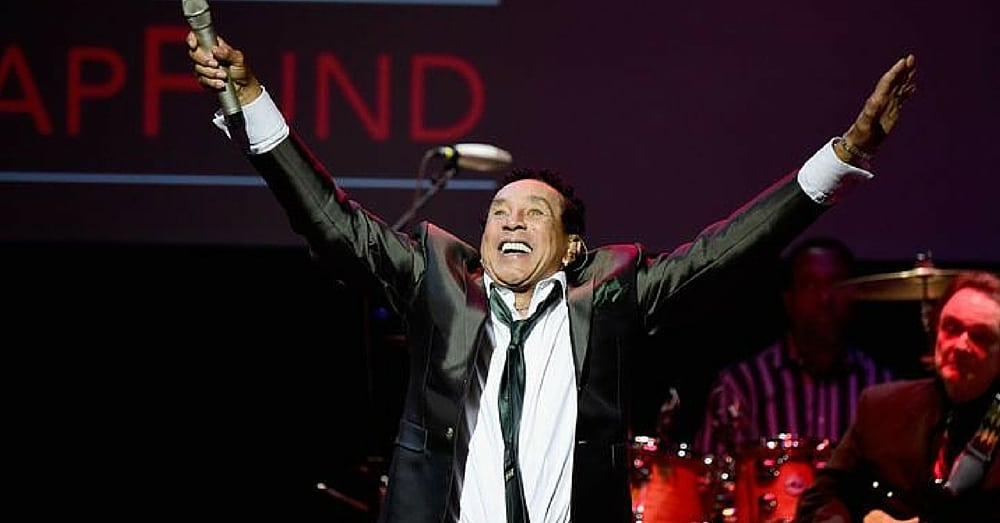 Smokey Robinson To Be Honored With Historic Music Award