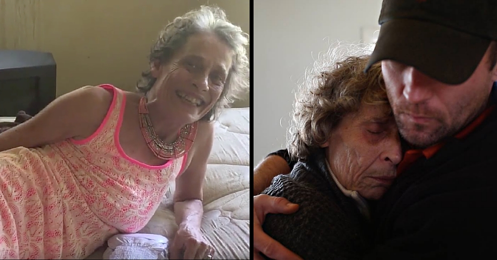 Daughter Makes Heartrending Video To Show What It's Like To Live With Schizophrenia