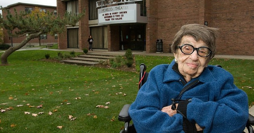 Oldest Person In America Dies At 113, But Her Incredible Legacy Lives On