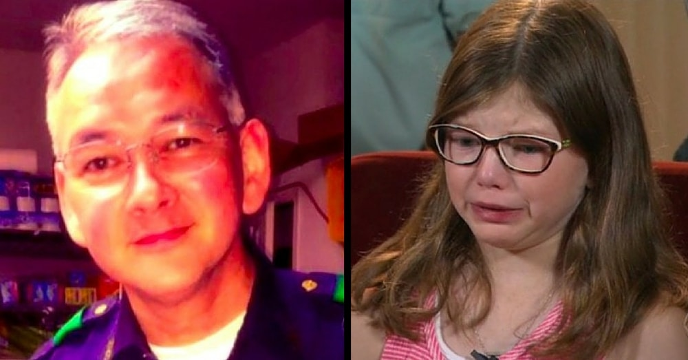 Daughter Of Slain Officer Recalls Heartbreaking Thing He Asked Just Before Final Shift
