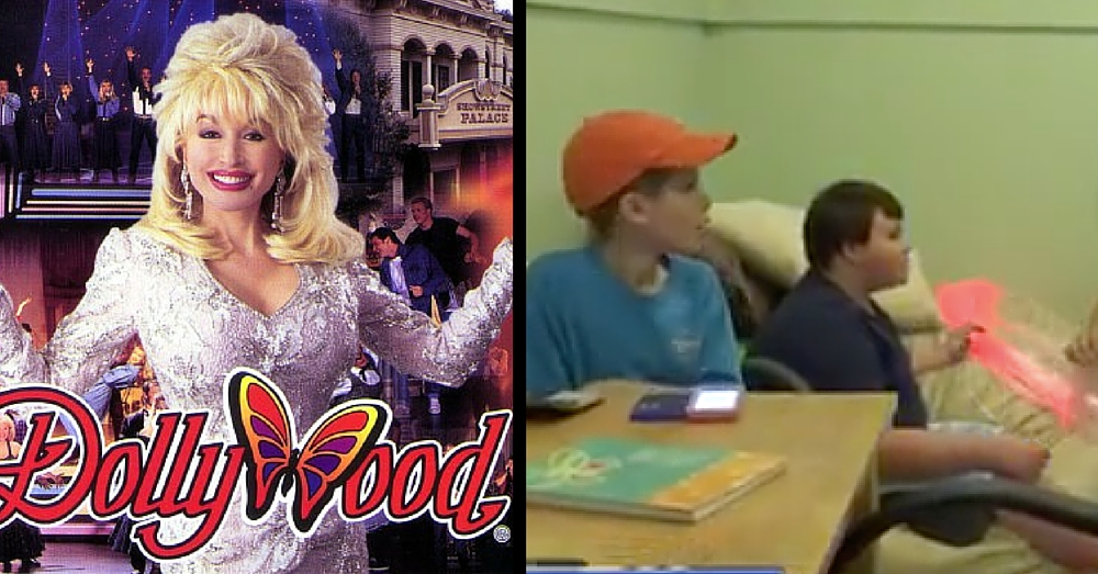 Dollywood Introduces Incredible New 'Attraction' For Kids With Autism
