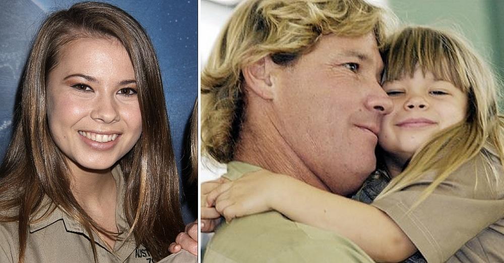 Bindi Irwin Shares Heartrending Tribute To Dad Steve Irwin On Her 18th Birthday