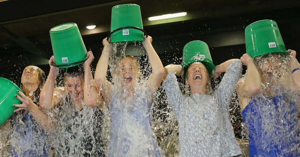 New Revelation About Viral Ice Bucket Challenge. We Never Saw This Coming