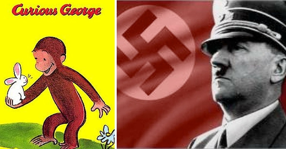 Long-Lost Papers Reveal Ties Between 'Curious George' And Nazi Germany