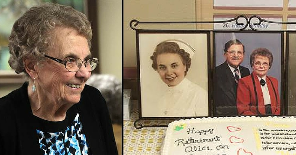 South Dakota's Oldest Nurse Retires. When I Heard How Long She'd Been Working…Holy Moly!