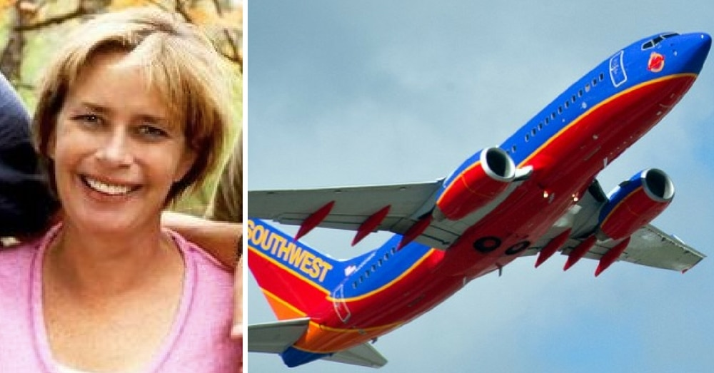 Mom Is Confused When Flight Attendant Asks Her To Get Off Plane Until She Finds Out Why