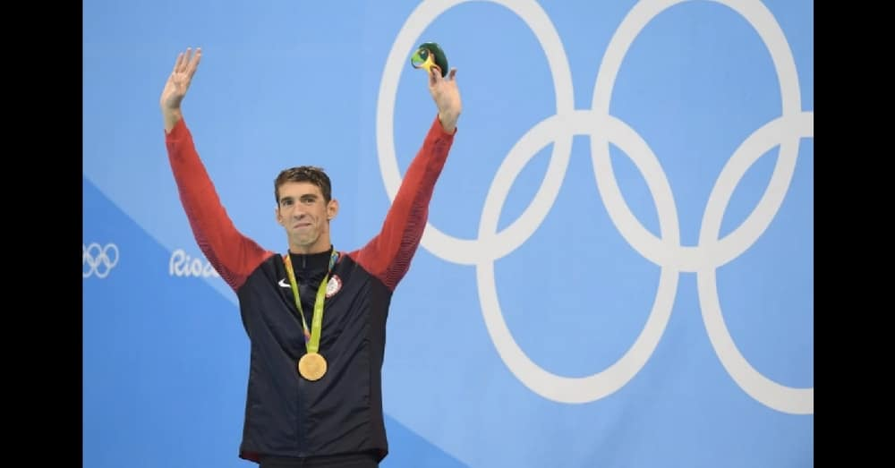 Michael Phelps Just Tied A 2,000-Year-Old Olympic Record!