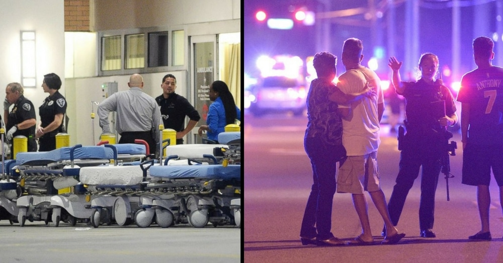 Florida Hospitals Make Announcement About Orlando Shooting No One Saw Coming