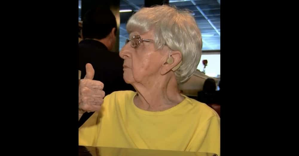 102-Year-Old Gives Surprising – And Hilarious – Answer When Asked Secret To Longevity