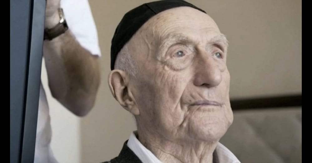 World's Oldest Man About To Celebrate Something Extra Special