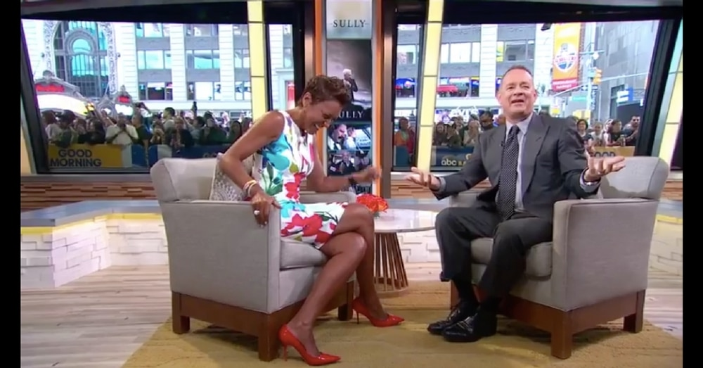 Tom Hanks Declares Love For Meg Ryan, Has Entire Studio In Stitches