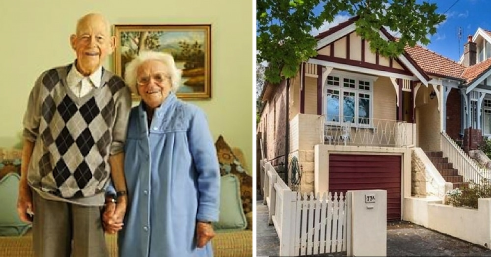 Elderly Couple Sells Home After 76 Years. When They Open The Doors…Wow