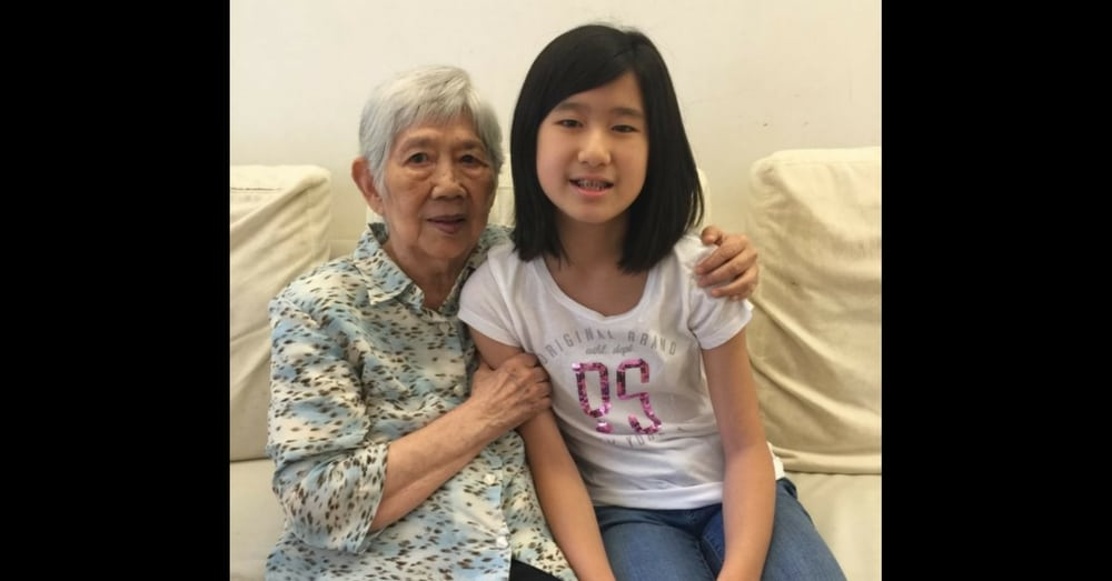 12-Yr-Old Devastated When G'ma With Alzheimer's Forgets Her. But Look What She Does Next