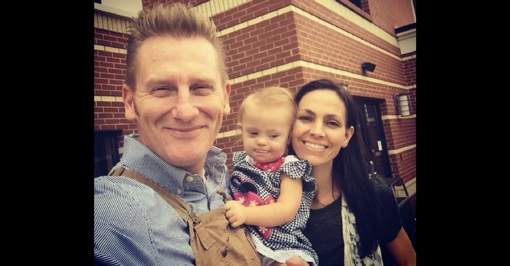 Rory Feek Has Powerful Message For Everyone Who Called His Daughter A 'Mistake'