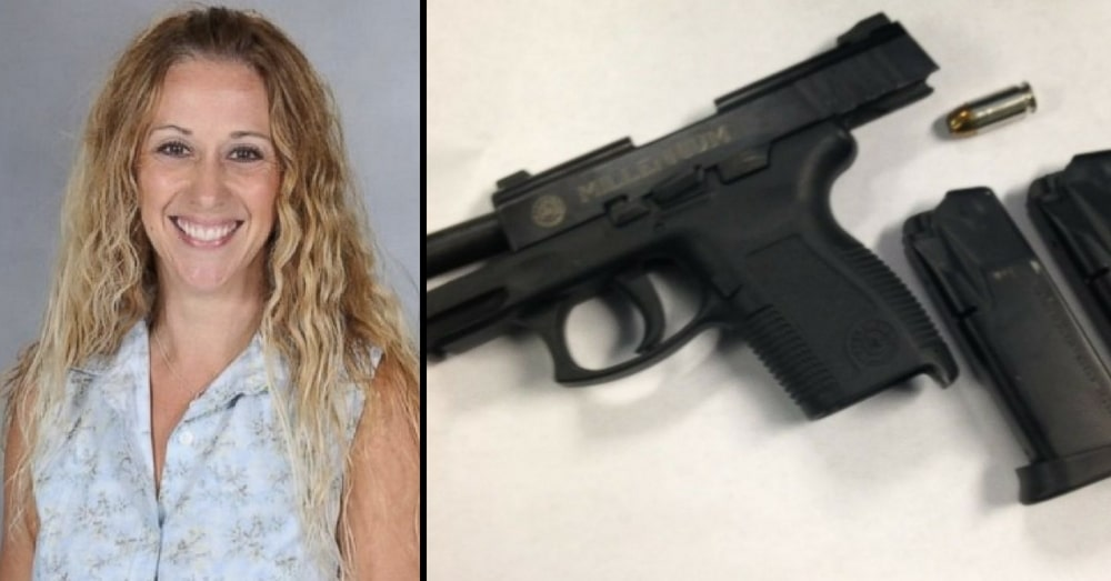 Teen Says He Brought Gun To School. What She Does Next Has Police Hailing Her A Hero