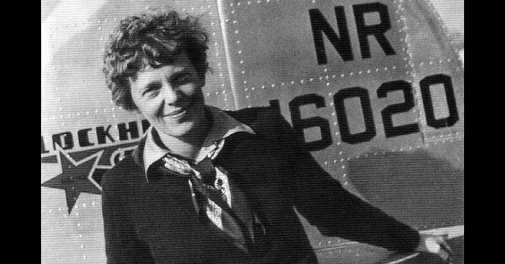 New Finding Reveals Amelia Earhart Didn't Die In A Plane Crash After All…