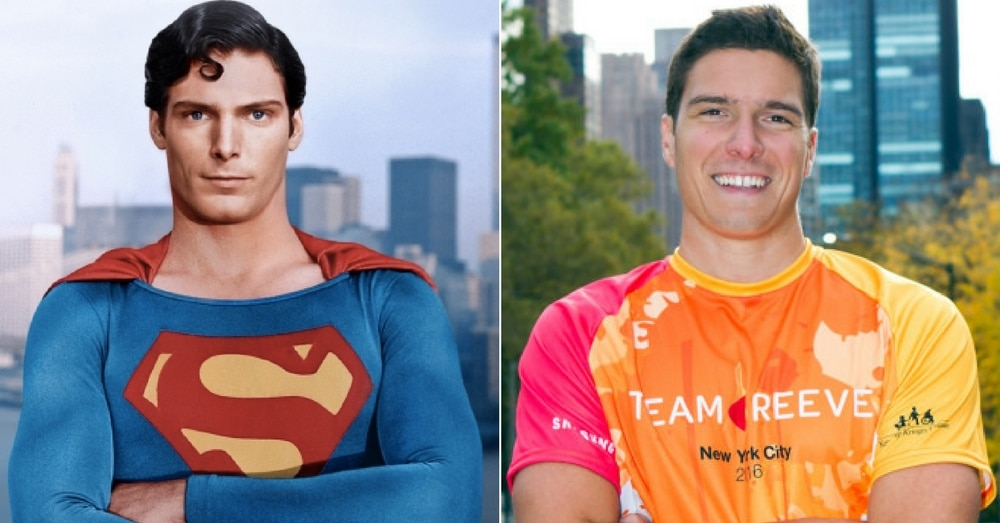 Christopher Reeve's Son Runs NYC Marathon In Honor Of His Late Father