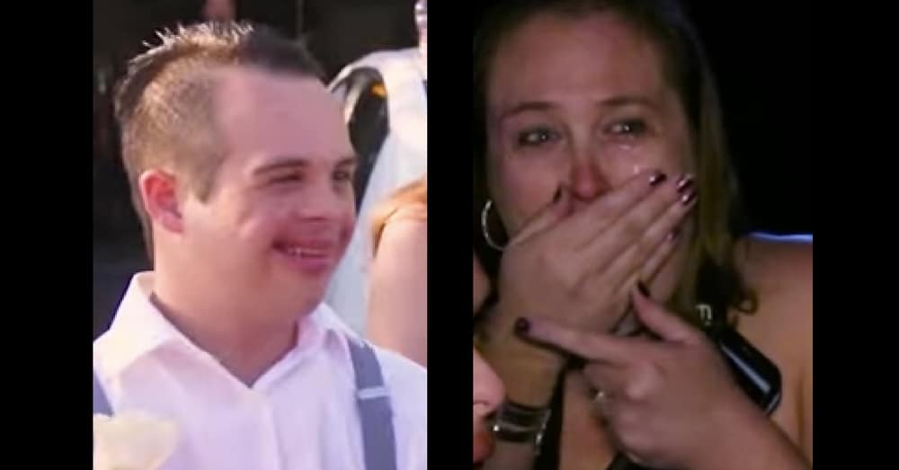 Teen With Down Syndrome Rejected For Dance. What This Stranger Does Next? Wow!