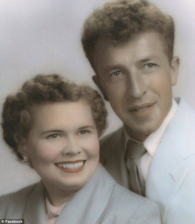 The couple met back in the 1950s in Dickson County, Tennessee and married soon after Trent returned from serving in the Korean War