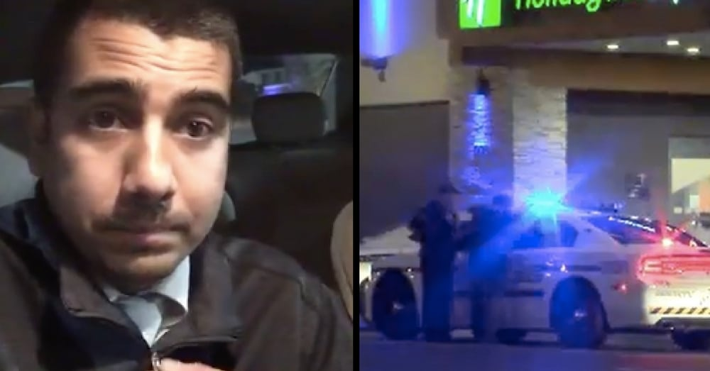 Uber Driver Realizes Passenger Is Being Trafficked. What He Does Next? This Man Is A Hero!