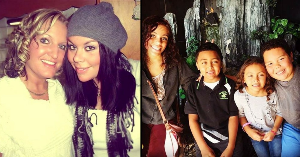 Terminally Ill Mom Fears For Her 4 Kids, Then Best Friend Does Something Incredible