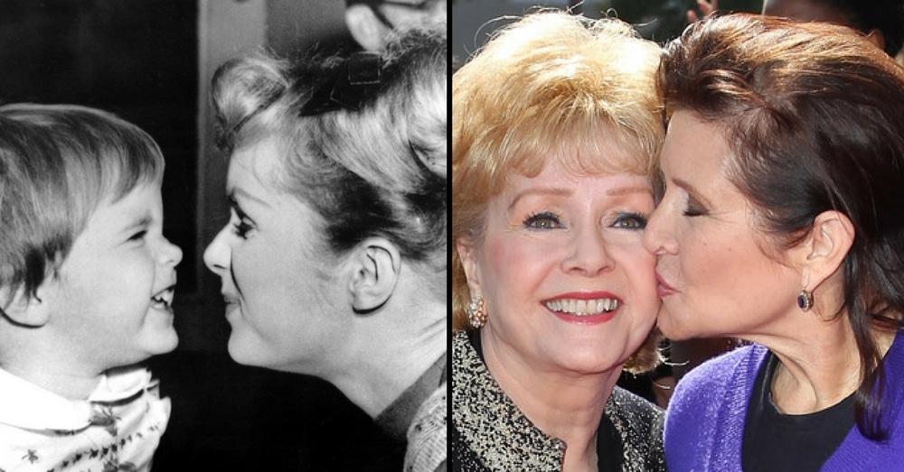 Revealed: Debbie Reynolds' Last Words Before She Died Will Break Your Heart