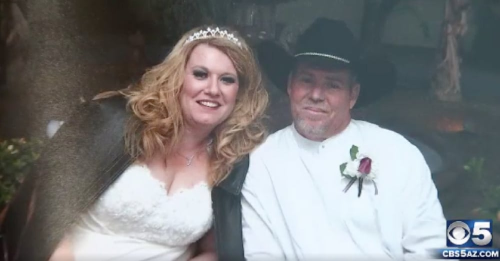 Husband Pulls Plug On Wife In Coma, Begs Her To Fight – Then Hears Her Whisper A Response