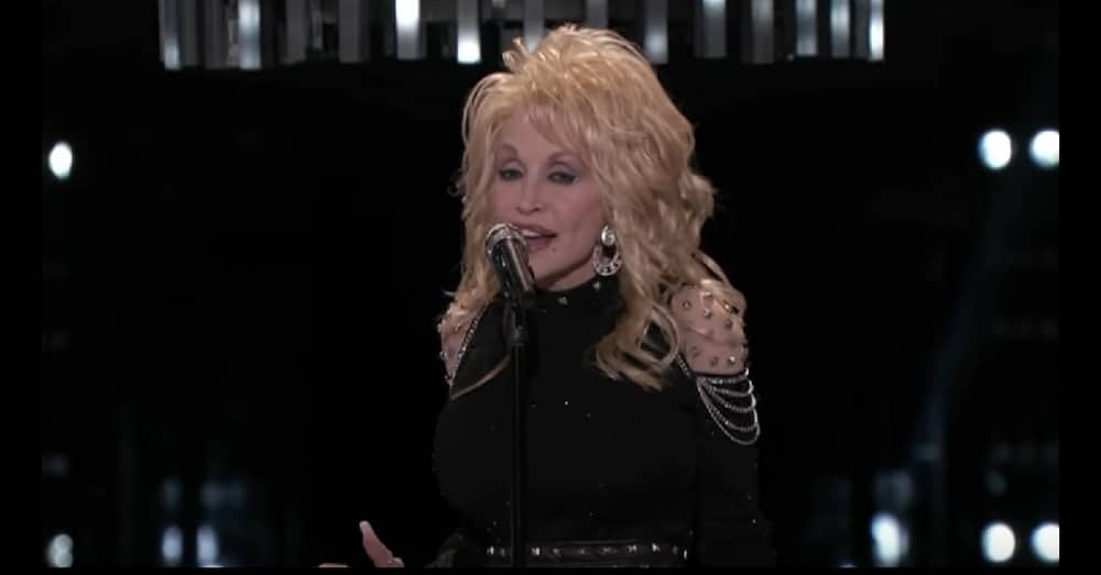 Dolly Parton Gets Ready To Sing 'Jolene,' But Wait Till You See Who Joins Her On Stage…