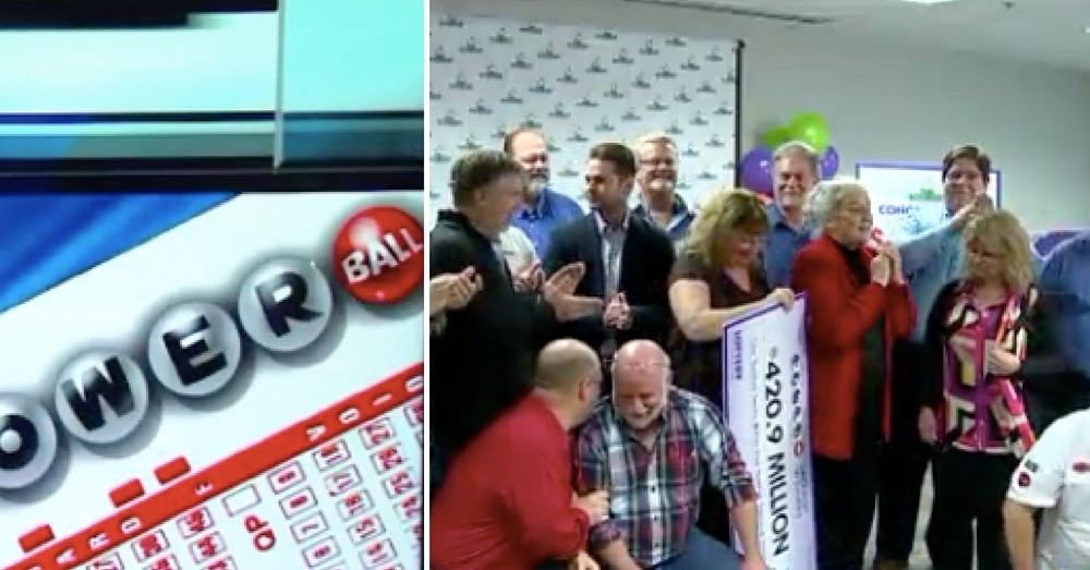 Co-Workers Hit The Jackpot, Become Millionaires 12 Times Over!