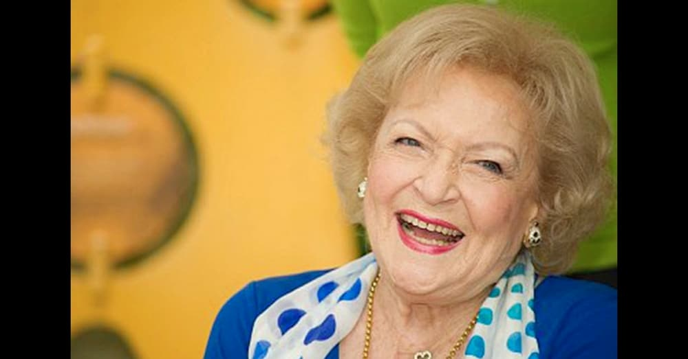 You Won't Believe The Epic Way Betty White Spent Her 95th Birthday!