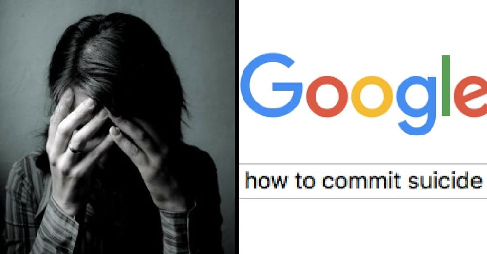 Distraught Girl Googles How To Commit Suicide, Finds Answer That Saves Her Life