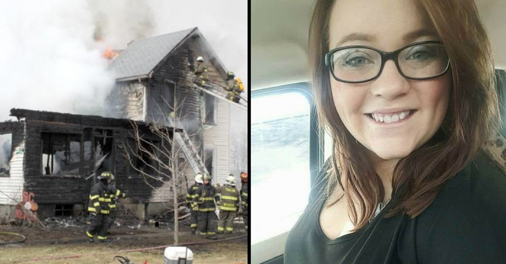 Phenomenal Mom Trapped In Fire Knows Shes Going To Die What She Does Alphanode Cool Chair Designs And Ideas Alphanodeonline